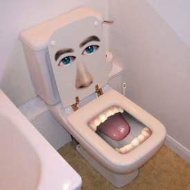 Fine Dear Inventor Of The Automatic Flushing Toilet Writtenbymandy Lamtechconsult Wood Chair Design Ideas Lamtechconsultcom